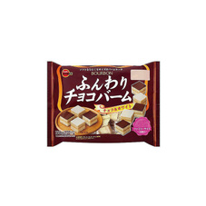 ふんわりチョコバーム 178円(税抜)