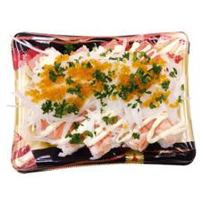 サーモンと海老の彩り寿司 480円(税抜)