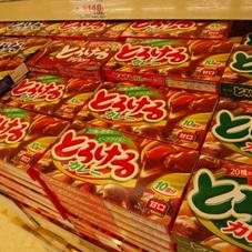 とろけるカレー(甘口、中辛、辛口) 148円(税抜)