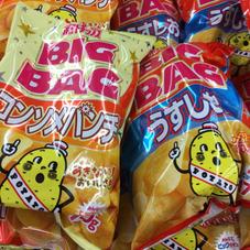 ポテチBIGBAG 198円(税抜)