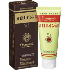 オロナインH 軟膏 462円(税抜)