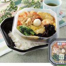 1/2日分の野菜が摂れる中華丼 498円