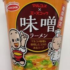 マルコメ×エースコック味噌ラーメン 97円(税抜)