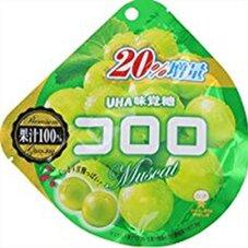 コロロ マスカット 48g 98円(税抜)