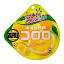 コロロ つぶつぶレモン 40g 98円(税抜)