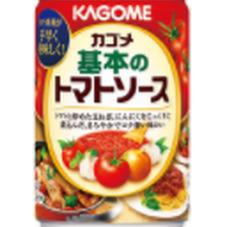 基本のトマトソース 148円(税抜)
