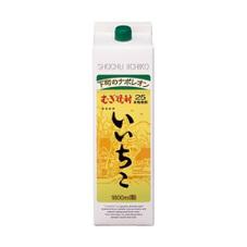 いいちこ 25度乙 1,397円(税抜)