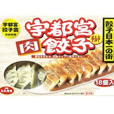 宇都宮肉餃子 168円(税抜)