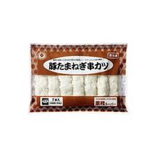 豚たまねぎ串カツ 298円(税抜)