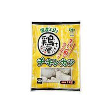 鶏屋さんのチキンカツ 370円(税抜)