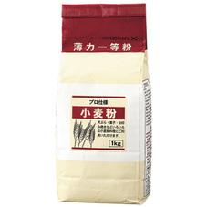小麦粉(一等粉) 158円(税抜)