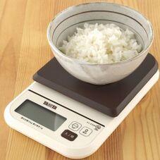 デジタルクッキングスケール 2kg 1,680円(税抜)