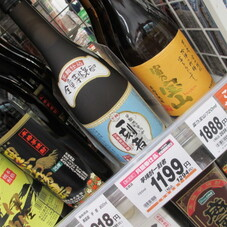 芋焼酎 一刻者 1,199円(税抜)