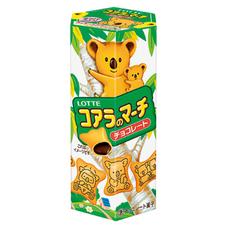 ロッテ コアラのマーチチョコ 78円(税抜)