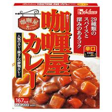 ハウス カリー屋カレー 辛口 78円(税抜)