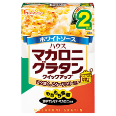 ハウス マカロニグラタン ホワイソース2皿分 78円(税抜)