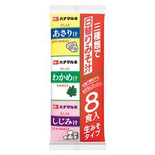 ハナマルキ 日替りみそ汁 78円(税抜)