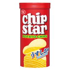 ヤマザキビスケット チップスターS うすしお味 78円(税抜)