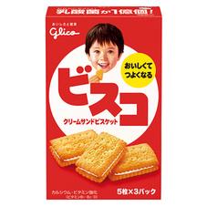 グリコ ビスコ 78円(税抜)