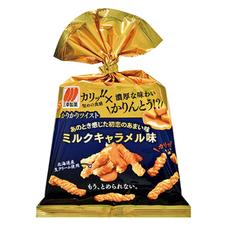 三幸 かりかりツイストキャラメル 78円(税抜)