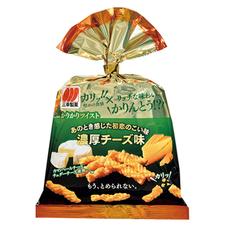 三幸 かりかりツイストチーズ 78円(税抜)