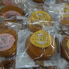 ケーキ焼ドーナツ(チョコレート、粒あん) 128円(税抜)