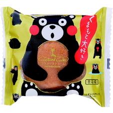 カスタードケーキ 120円(税抜)