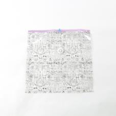 衣装ケース用圧縮袋M 300円(税抜)