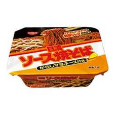 日清ソース焼そばカップからしマヨネーズ 5ポイントプレゼント