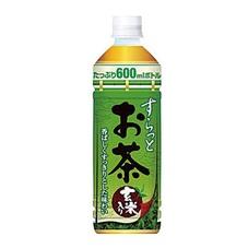 すらっとお茶 600ML 49円(税抜)
