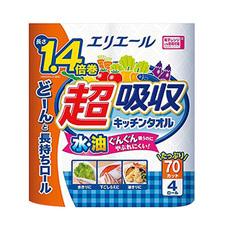 超吸収キッチンタオル 188円(税抜)