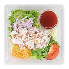 豚しゃぶのサラダ 420円