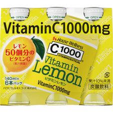 C1000ビタミンレモン 375円