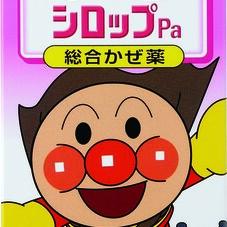 ムヒのこどもかぜシロップ ピーチ味 698円(税抜)