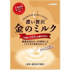 濃い贅沢金のミルク 158円(税抜)