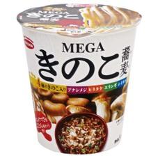MEGAきのこ蕎麦 108円