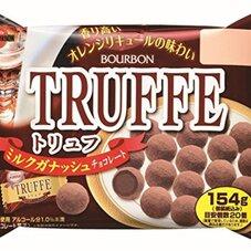 トリュフミルクガナッシュ 228円(税抜)