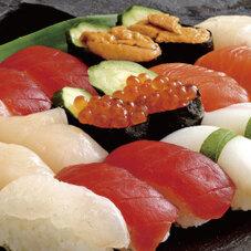 にぎり寿司盛合わせ 980円(税抜)