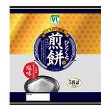 ひとくち煎餅 塩味 100円(税抜)