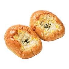 ツナコーンパン 100円(税抜)