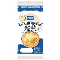 超熟 イングリッシュマフィン 138円(税抜)