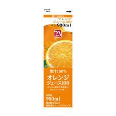 オレンジ100% 146円(税抜)