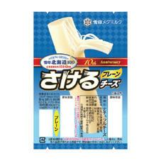 北海道100 さけるチーズプレーン 158円(税抜)