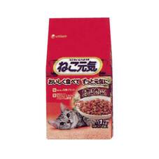 ねこ元気 お魚とお肉ミックス 340円(税抜)