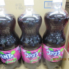 ファンタ グレープ 148円(税抜)