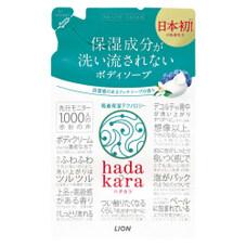 ハダカラボディソープ詰替用各種 278円(税抜)