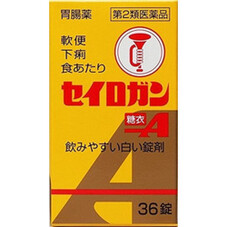 セイロガン糖衣A 598円(税抜)