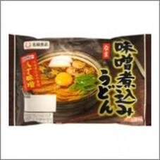 味噌煮込みうどん 158円(税抜)