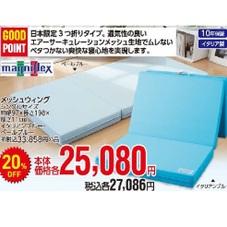 メッシュウィング 25,080円(税抜)