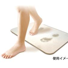 珪藻土バスマット 1,280円(税抜)